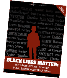 2012 Black Boys Report
