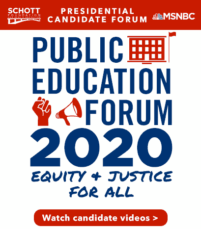 Watch the Public Education Forum 2020