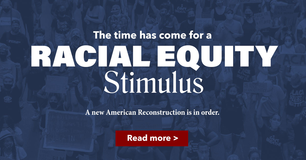 Racial Equity Stimulus
